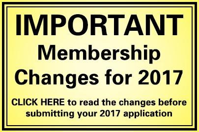Membership Changes for 2017